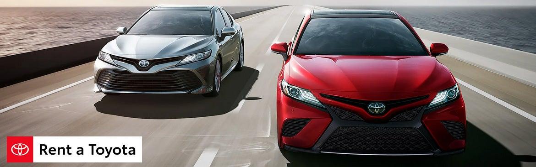 Rent A Car Charlotte Nc >> Toyota Rent A Car Program Salisbury Nc Cloninger Toyota